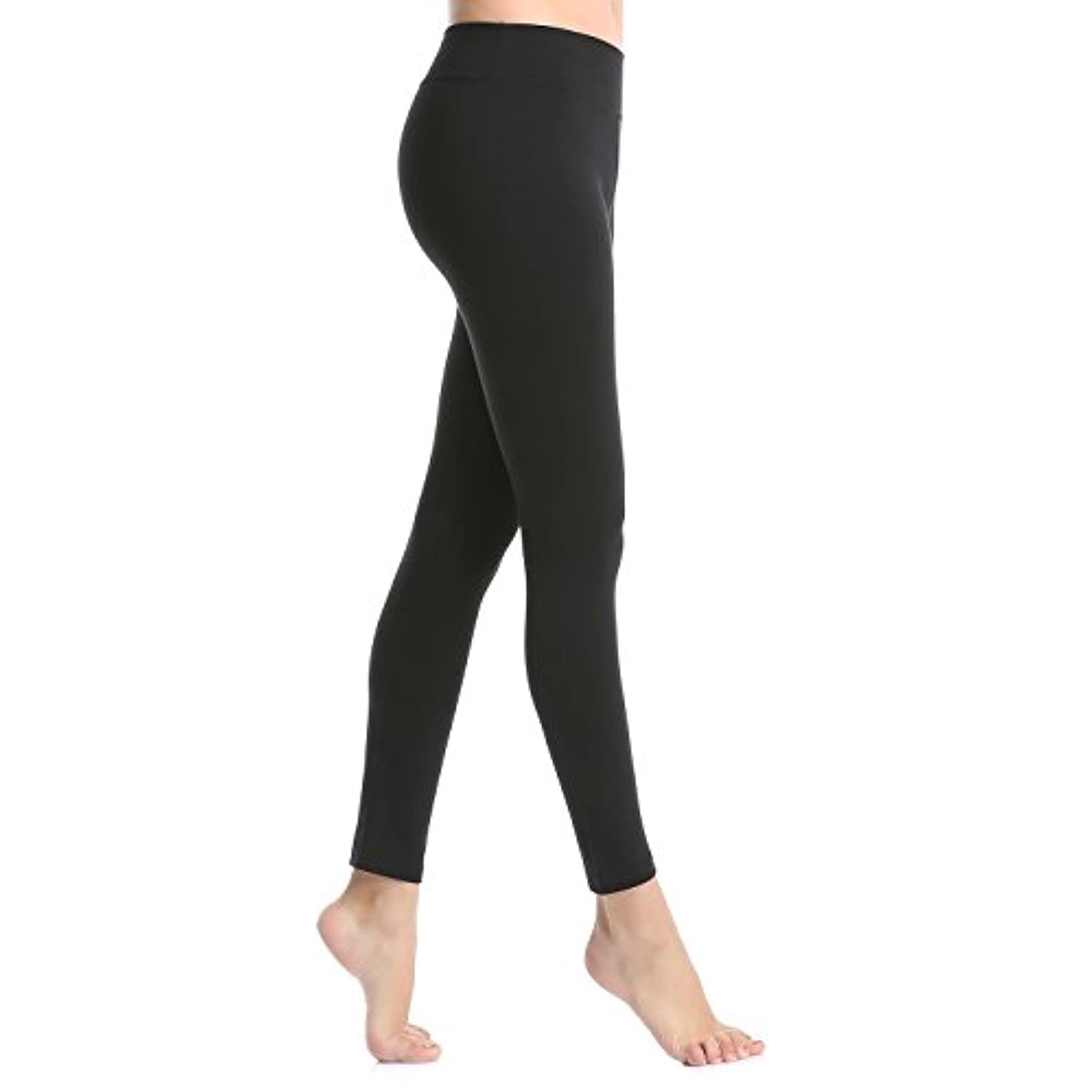 ABUSA Femme Yoga Legging Pantalon de Sport pour Fitness Gym