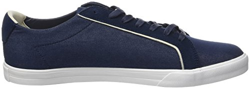 Le Coq Sportif Herren Feret Atl Denim Trainer Low Blau (Dress Blue)