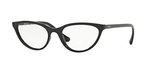 Vogue Damen Brillengestelle 0VO5213, Schwarz (Black), 53
