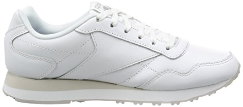 Reebok Royal Glide LX, Baskets Basses Homme Blanc (blanc / acier)
