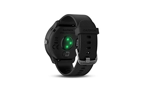 Garmin Vivoactive 3 Music Smartwatch con GPS, Cardio al Polso, Schermo Touch Gorilla Glass a Colori e App Sport, Nero