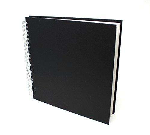 Artway Studio - Skizzenbuch mit Spiralbindung - säurefreies Zeichenpapier - Hardcover - 48 Blatt...