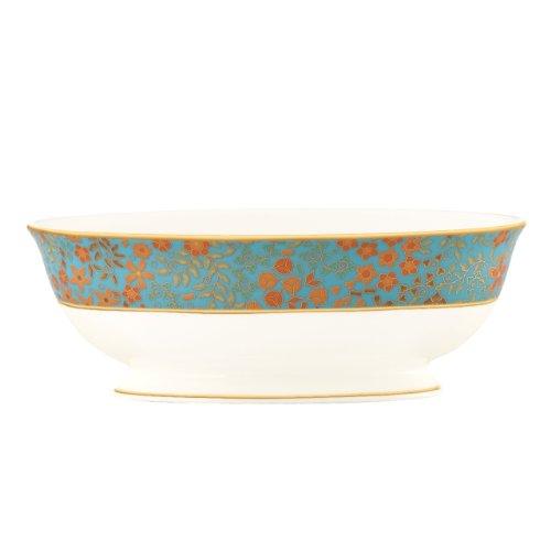 Lenox Gilded Tapestry Open Vegetable Bowl Lenox China Open Vegetable Bowl