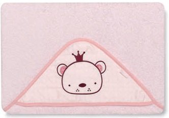 pirulos 00712304–maxicapa Motiv Love Friends, 100x 100cm, Farbe Rosa
