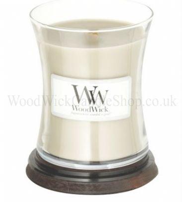 Woodwick - Fireside, 10oz Scented