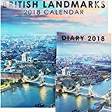 Telecharger Livres Nouveau Calendrier et Agenda Lot de British monuments 2018 CE Fera un excellent Cadeau de Noel (PDF,EPUB,MOBI) gratuits en Francaise