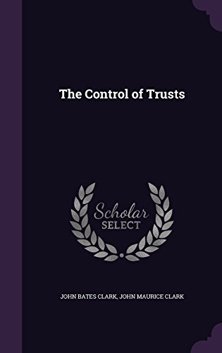 The Control of Trusts