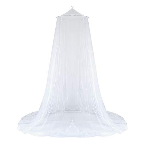 Gwhole zanzariera da letto, reti da letto, adatto per tutte le misure da letto