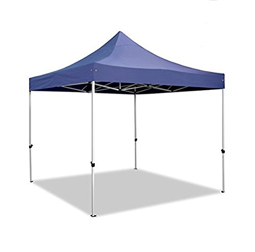 Destello S.L. Carpa Extensible 3x3m Hierro Techo Azul