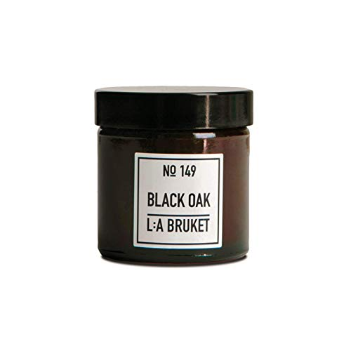 L:a Bruket No.149 Scented Candles, Black Oak,  1er Pack (1 x 50 g)