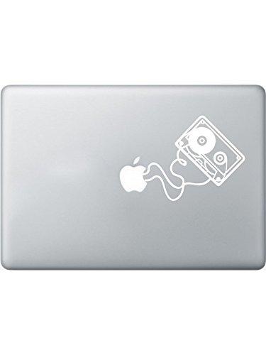 """Vinilo Adhesivo """"Cassette"""" para MacBook (todos los tamaños)"""