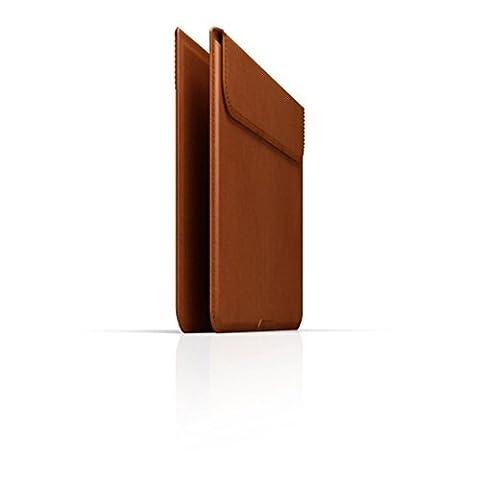 D5Edtion CAL debout Pochette pour MacBook 30,5cm Tan