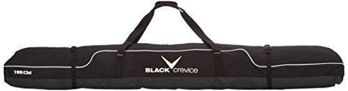 Black crevice 195, borsa da sci, nero, 195 cm unisex adult