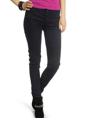 g star midge cody skinny G-STAR Damen Skinny Jeans 60537 Midge Cody Skinny Wmn, Gr. W33/L32, Blau (Raw 3951.001)