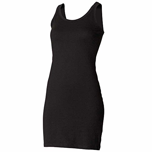Skinni Fit Extra lang Modern Essential Tank-Top