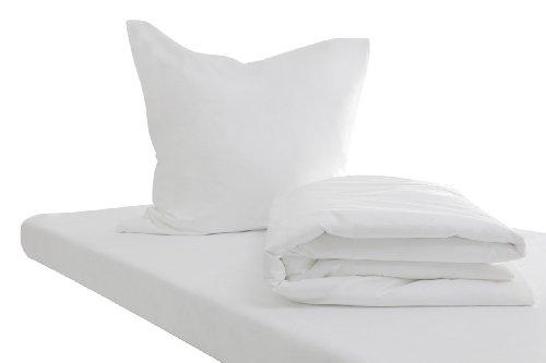 MSS® Anti Allergie Matratzenbezug 90x200x16-20 cm (Allergen Matratzenbezug)
