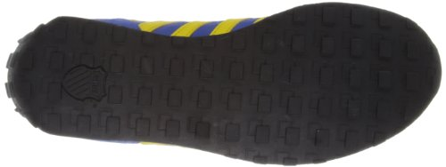K-Swiss  Gorzell Iii T,  Herren Flach Victoria Blue/Vibrant Yellow