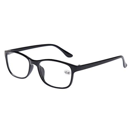 Southern Seas Schwarz Lesebrille Herren Damen BIFOKALGLÄSER Brille 7Stärken erhältlich