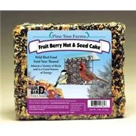 Pine Tree Farms2.5 lb. Fruit Berry Nut Seed Cake
