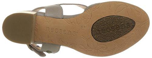 Neosens - Callet 146, Scarpe col tacco Donna Grigio (Gris (Alabastro))