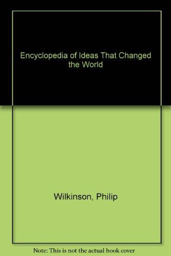 ENC OF GREAT IDEAS por Philip Wilkinson