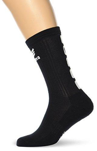 erima Socken 5-Cubes, Schwarz/Weiß, 43-46