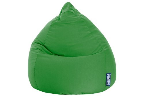 Sitting Point 29941 033 Sitzsack BeanBag Easy XL Gras