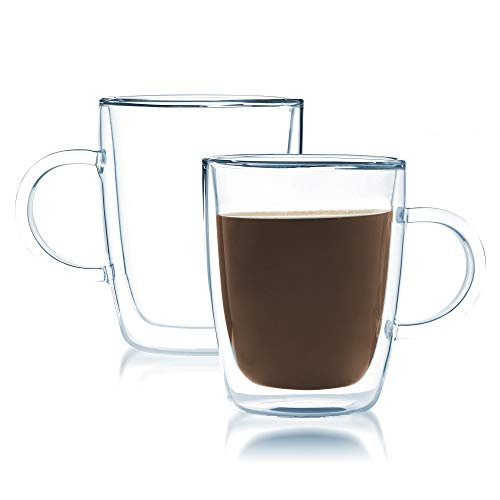 Cup aus javafly, 12oz 2er-Pack farblos ()