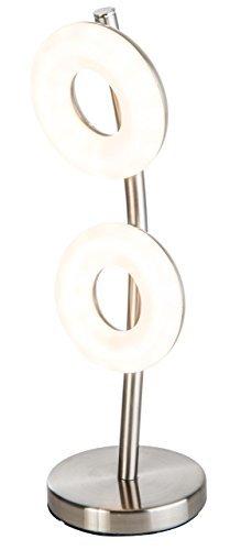 Nino 42240201 Donut LED Tischleuchte 2-flammig inkl. 2x SMD LED