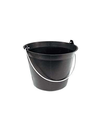 Well-Educated Baignoire En Plastique Flexible Recyclé Noir 15l Household Supplies & Cleaning Home & Garden