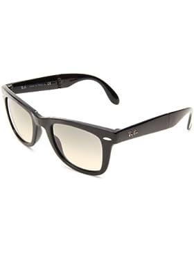 Ray-Ban RB4105 Folding Wayfarer - Gafas de sol para hombre