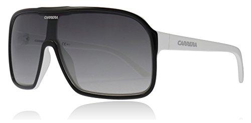 Carrera CA5530 OVF Schwarz / Weiß CA5530 Visor Sunglasses Lens Category 2 Size 99mm