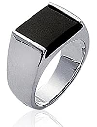 Irish Harp Signet Ring Men/'s Gents Solid Sterling Silver Handmade Size P Z+4