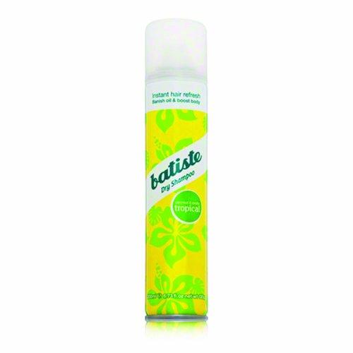 Batiste Dry Shampoo, Tropical, 6.73 Fluid Ounce by Batiste