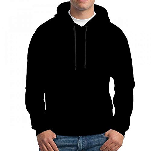 ruziniujidiangongsi Sweatshirt for Men Not 40 Hoodie