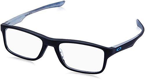 Ray-Ban Unisex-Erwachsene 0OX8081 Brillengestelle, Grün (Satin Black), 53