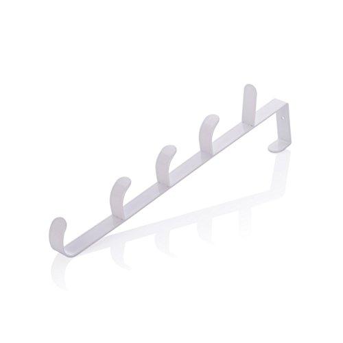 Creative Back-type Multi-use Haken/Kleidung Hut Tasche Haken/Keine Nagel-freien Tür Hanger-A