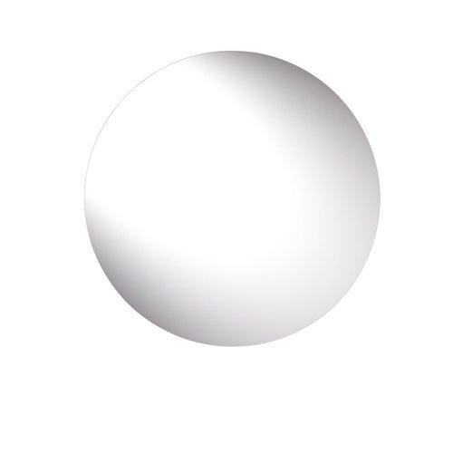 Croydex - Espejo redondo (60 x 60 cm)