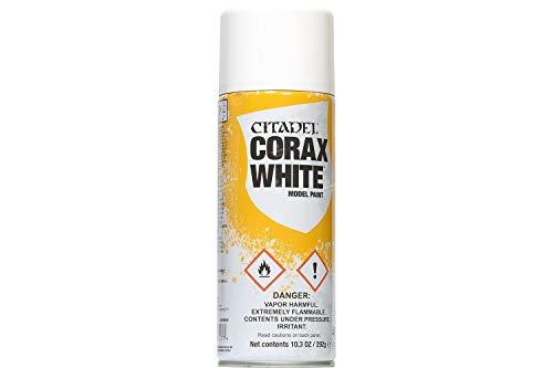 Corax White Spray (Schnee-spray-farbe)