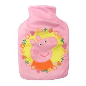 character-world-peppa-pig-polka-dot-hot-water-bottle-cover