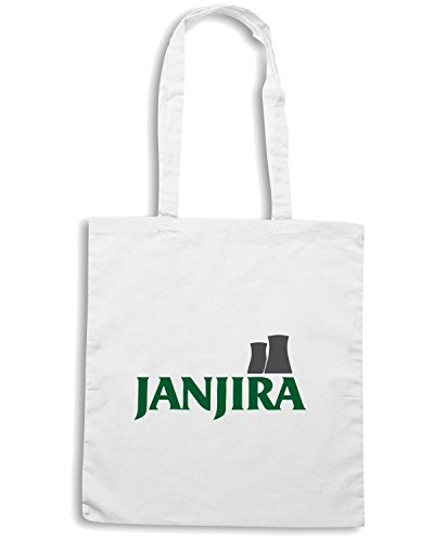 T-Shirtshock - Borsa Shopping TF0005 inspired by Janjira Bianco