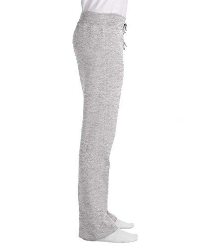 Hanes - Pantalon de sport - Femme chiaro acciaio