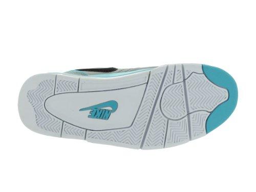 Nike  Flight 13 mid,  Scarpe sportive outdoor uomo Grigio (Gris, bleu, noir et blanc)