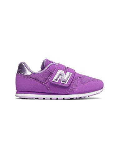 New Balance 373v1, Sneaker Unisex – Bambini Multicolore (Purple/lilac)