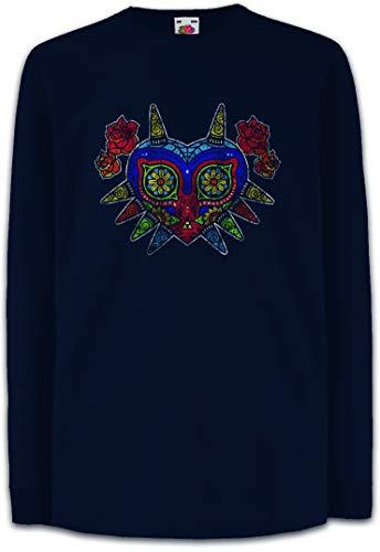 a0bd237bc Mexican Majora'S Mask Camisetas de Manga Larga T-Shirt para Niños Niñas