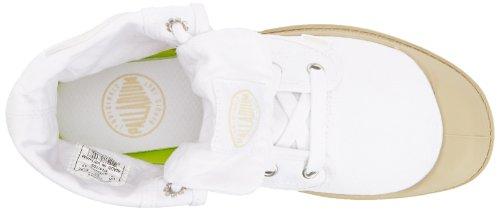 Palladium - Bottes Femme Baggy Blanc/Mastic White / Putty