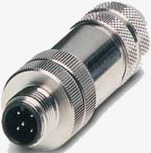 PHOENIX 1693416 - CONECTOR SACC-M12MS-5CON-PG 7-SH