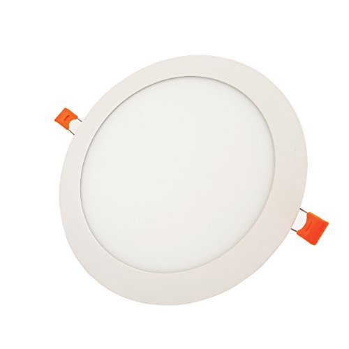 Lumentech LED downlight, downlight LED empotrable, plafón LED empotrable (15W 4000K)