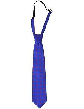 Nanos 17107600, Corbata para Niños, Azul (Azulon), P