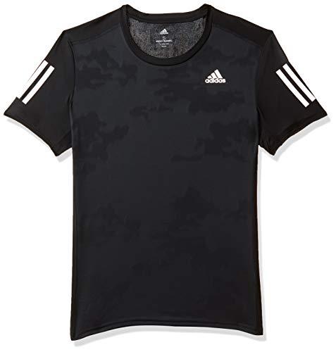 adidas Herren Kurzarm T-Shirt Response, Black, L, CE7263 -